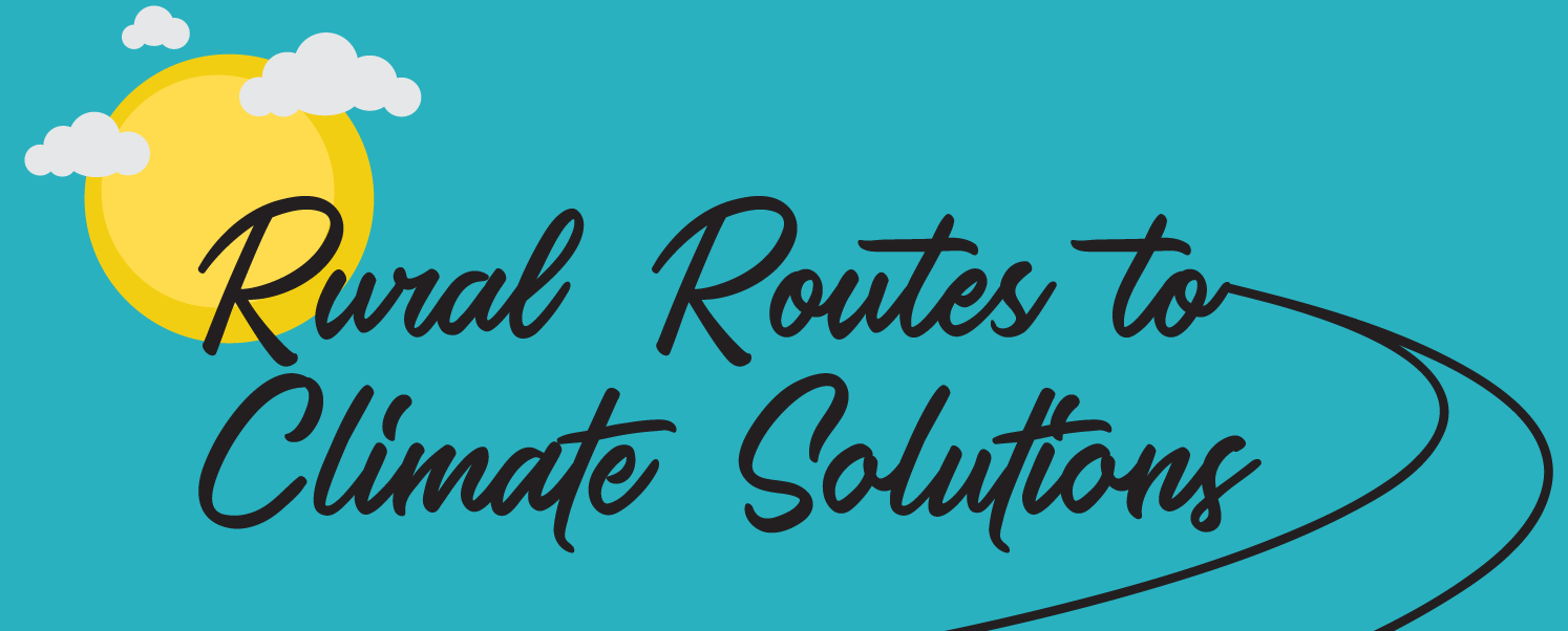 Rural Routes to Climate Solutions